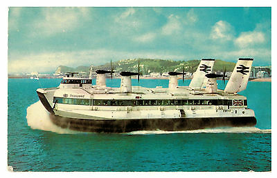 1973 Short Sea Route Post Card