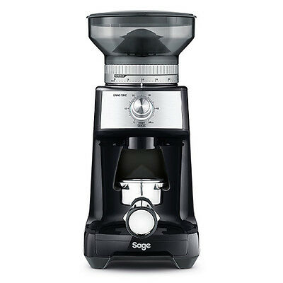 Sage By Heston Blumenthal The Dose Control Pro Coffee Grinder Black Sesame