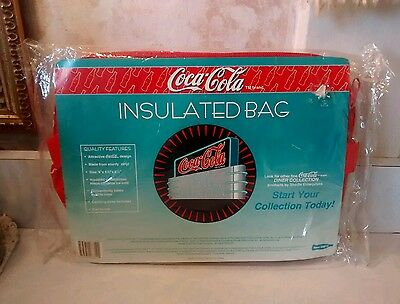 Coca-Cola Insulated Bag BRAND NEW (Diner Collection) Vintage 1996