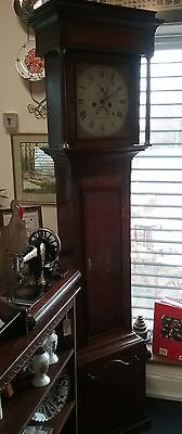 8 Day Longcase / Grandfather Clock