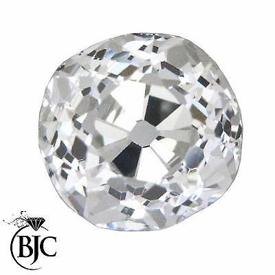 Loose Natural Mined Round Old European Mine Cut White Diamond Diamonds