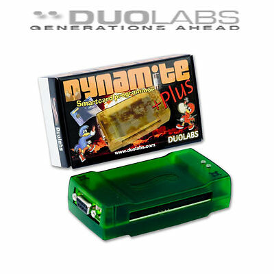Dynamite +Plus Smart Card Programmer by Duolabs