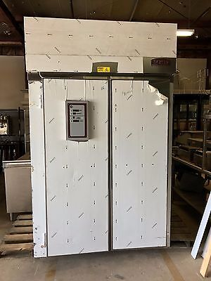 Baxter PW2E Roll-In Proofer Double Wide Proof Box New Never Used