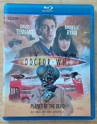 Doctor Who: Planet of the Dead (Blu-Ray Disc) - Used