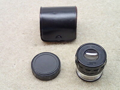 SPI Vintage 10X Scale Loupe Lupe Nice with Case