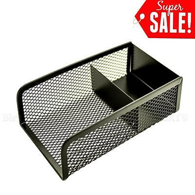 1 pcs Desk Drawer Organizer Home Office note pad Tray Holder Mesh Storage Sorter