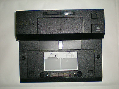 Dell Latitude E-Series USB 3.0 E-Port II Port Replicator Docking Station PR03X