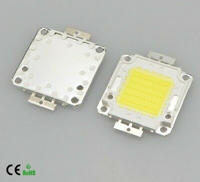 100W White High Power SMD LED - 11000 Lumen - Ships From USA