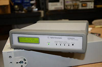 Agilent Keysight Lan GPIB Gatway E5810A With Rubber Bumpers