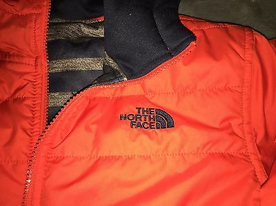 Youth Reversible North Face Jacket, Large
