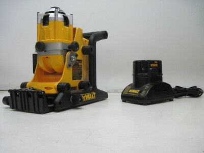 Dewalt DW073 9.6 to 18V Cordless Rotary Laser Mint Conditions Fully Tested