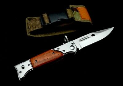 Russia Ussr Camping  Hunting Wooden