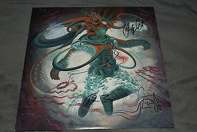 COHEED AND CAMBRIA SIGNED The Afterman: Ascension VINYL LP PHOTO PROOF COA