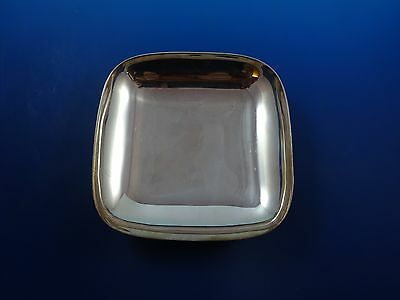 "Reed & Barton Silverplated Bowl in  5 1/2"" Square Shape (H195)"