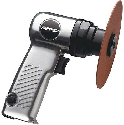 Powermate Smoothing Shaping Removing Rust Sharpening 5 in. High Speed Air Sander