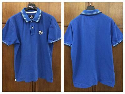 polo NORTH SAILS  tgl M maglia vintage Shirt Jersey Tricot