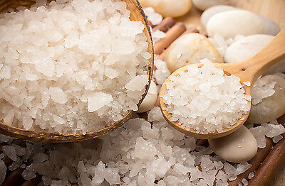 Dead Sea Salt Unrefined - Crystal Cleaning - 100% Natural Pure
