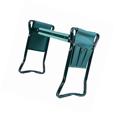 "Ohuhu Garden Kneeler and Seat with Bonus Tool Pouch, 22.83"" X 11.02"" X 19.29"""