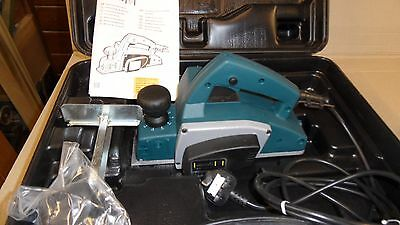 Electric planer for trade use