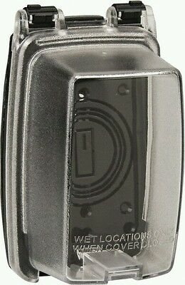 Intermatic wp1000c receptacle cover