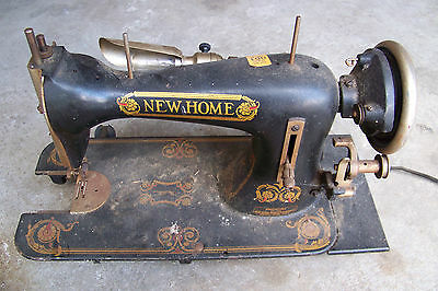 Antique New Home Sewing Machine- No Base