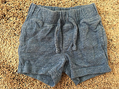 Baby Gap Infant Boys 12-18 Months Knit Pull-On Shorts