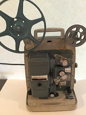 Vintage - Bell & Howell 363 Super Auto Load 8mm Movie Film Projector