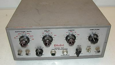 Vintage Rutherford Electronics Model B14 Pulse Generator