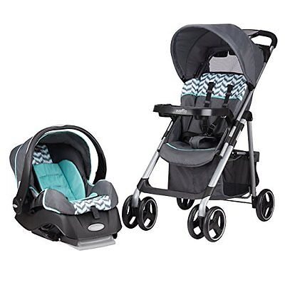 Infant Baby Stroller and Car Seat Combo Foldable Carriage 3 in 1 Travel System