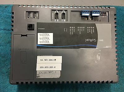Johnson Controls Metasys MS-NAE5510-1 NAE 5510 Controller Version 7.0
