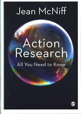 Action Research: All You Need to Know by Jean McNiff (Hardback, 2017)