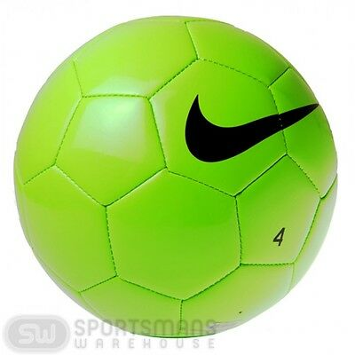 Nike Training Soccer Ball, Green, 2 sizes available