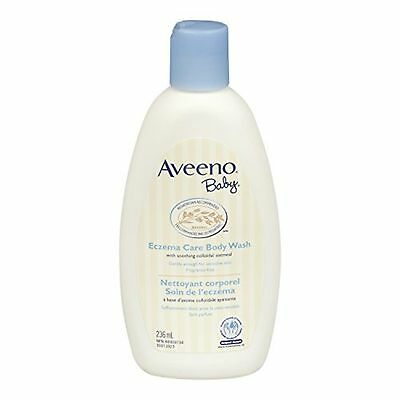 Aveeno Baby Baby Eczema Care Wash 236 Milliliters