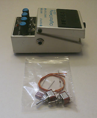 "GMRspares Boss DD3 Digital Delay ""Analog Mod"" Kit"