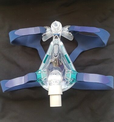 Resmed Mirage Quattro Full Face CPAP Mask ALL SIZES AVAIL. with FREE FREIGHT