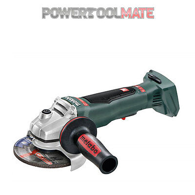 Metabo W 18 LTX 125 QUICK 18V 125mm Angle Grinder (Body Only)