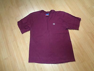 Champion Men's Cherry Short Sleeve T-Shirt Sz M