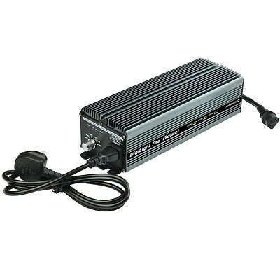 Maxibright Pro Select 600W Digital Dimmable Ballast Hydroponic Grow Light
