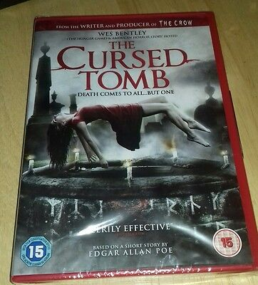 The Cursed Tomb Dvd. New And Sealed, Region 2!