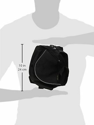 Jolly Jumper 2-in-1 Safety Backpack and Harness, Black