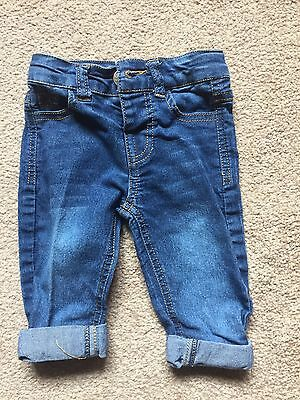 Baby Joules Jeans / Trousers 3-6 Months Boys Denim