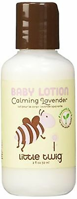 Little Twig All Natural Hypoallergenic Baby Lotion with A Blend of Lavender L...