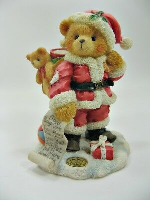 Cherished Teddies: Nickolas - von 1995 - Nr141100 (254)