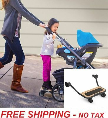 UPPAbaby VISTA PiggyBack Ride-Along Board (for VISTA 2015-later) wrist or foot