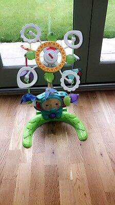 Fisher Price Cot To Floor Mobile