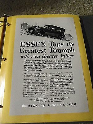 Print Ad Essex Tops Its Greatest Triumph With Even Greater Values