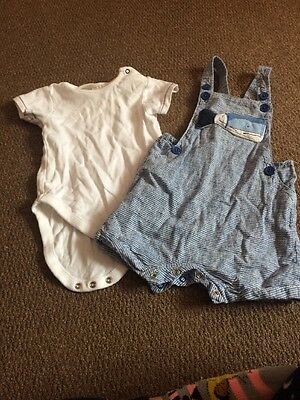 Baby Boys Next Outfit 6-9 Month