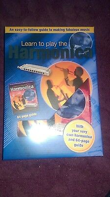 Learn To Play The Harmonica by Bonnier Books Ltd (Mixed media product, 2013)