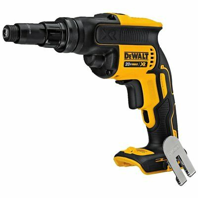 DEWALT DCF622B 20V MAX* XR Versa-Clutch Adjustable Torque Screwgun (Tool Only)