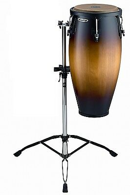 "NEUWERTIG: Meinl Percussion HC888VSB 11"" Wood Conga-Set, Vintage Sunburst"